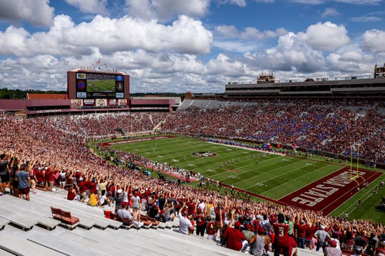 Florida State will allow the sale of alcohol for their Sep. 7 matchup against Louisiana Monroe.