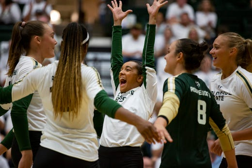 What to know about Colorado State volleyball's top-20 showdown against Colorado