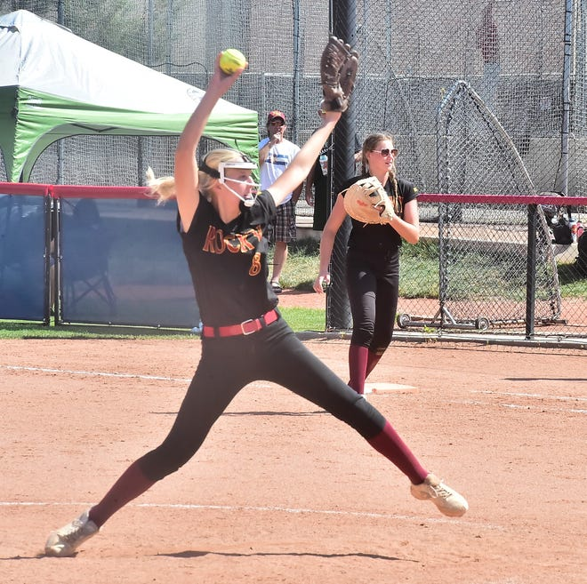 The Rocky Mountain softball team hosts Legacy on Saturday.