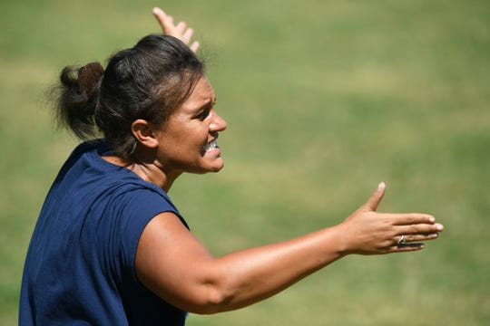 Hardin Valley girls soccer coach Jessica Stephens is one of many statewide coaches who would still coach if salary supplements were cut during the upcoming school year.