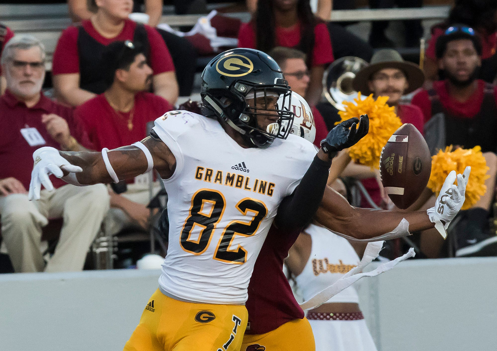 Grambling State Vs La Tech Football Offenses Face Same Issues