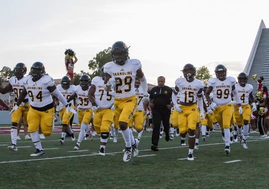 College football: Grambling State TE says ULM player spit in