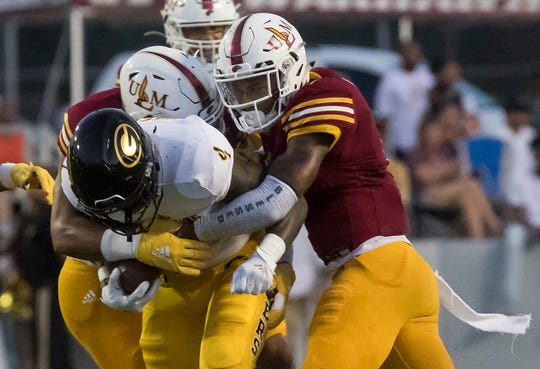 ULM allowed 38.7 points, 252.7 yards rushing and 483.5 total yards per average last season. Those marks were all dead last in the Sun Belt Conference.