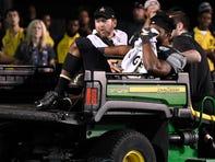 Vanderbilt football loses three players to season-ending injuries
