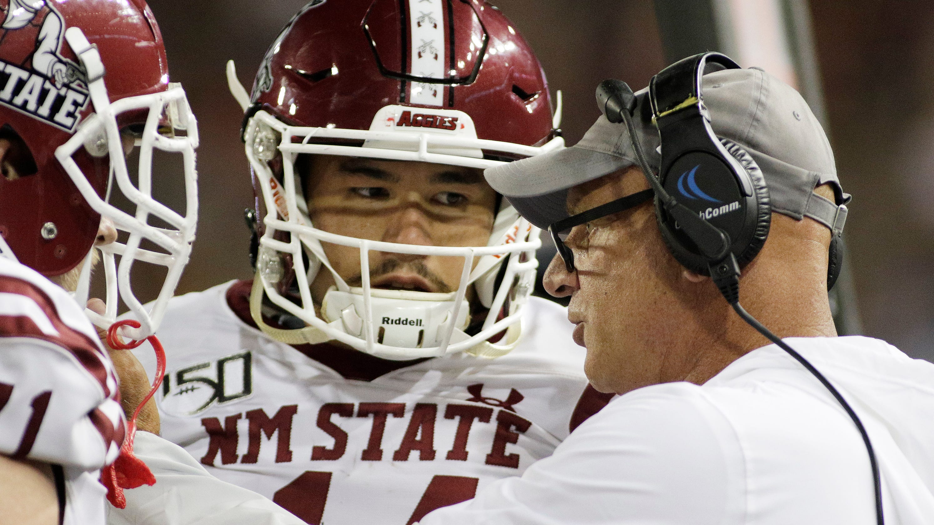 New Mexico State prepares for Alabama team with 'no weaknesses'