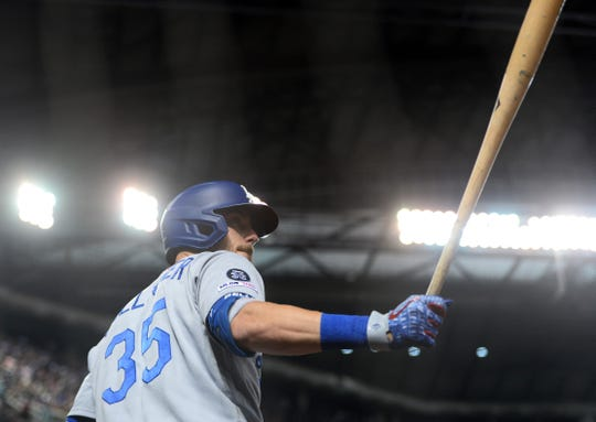 Cody Bellinger is the NL MVP.