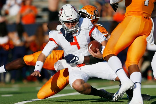 UTEP goes against Houston Baptist Saturday, Aug. 31, in the season opener at the Sun Bowl in El Paso.