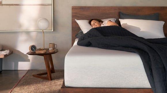 Bonus: The Casper Wave promises to keep hot sleepers cool.
