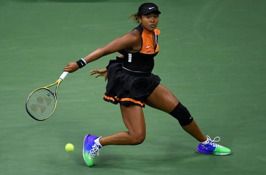 Westlake Legal Group b230737c-d816-472f-b18a-c3e7f65cb0db-early-osaka Coco Gauff's US Open run comes to an end with loss to defending champion Naomi Osaka