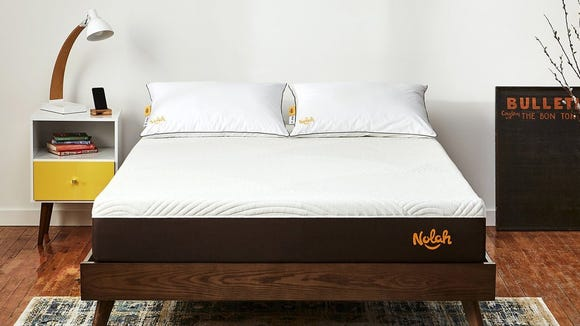 This up-and-coming mattress company makes a great bed for side sleepers.