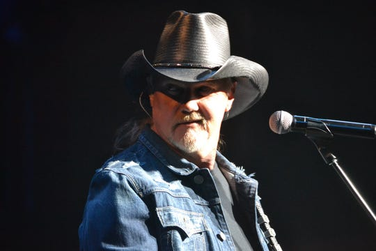 Besides his music career, Trace Adkins has found success as a movie actor, TV personality and radio host.