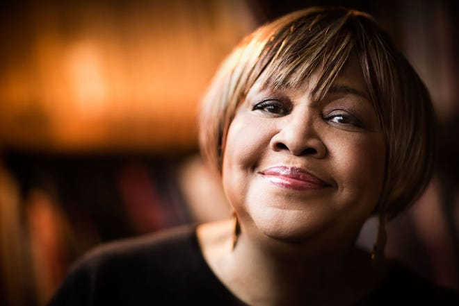 Mavis Staples sings Jan. 17 at the Admiral Theatre.
