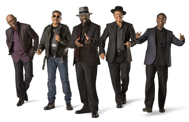 The Temptations supply the 2019-20 grand finale with a June 6 concert.