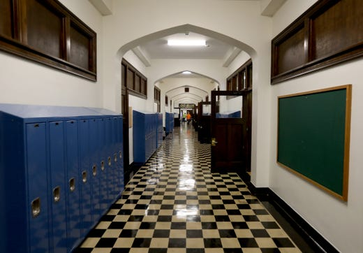 New high school is first step in larger Marygrove College project