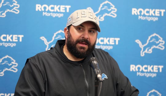 20. Lions: They will be improved in Year 2 under Matt Patricia. The question is, how much?