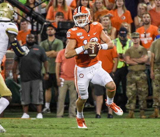 Quarterback Trevor Lawrence has enough skills to become Clemson's first Heisman Trophy winner, but will he have enough opportunities?