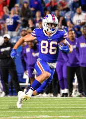 Nick Easley came up in short in making both the Bills' 53-man roster and practice squad.