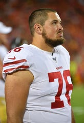 Ross Reynolds was one of four undrafted Iowa rookies to land on the practice squad.