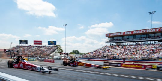 NHRA: Doug Kalitta, John Force prove age is just a number in