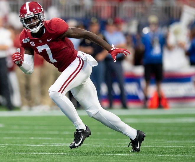 Trevon Diggs 3 Facts On The Alabama Football Corner Back