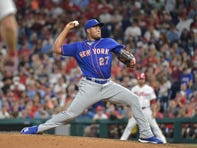 Mets fall to Phillies after finding brief hope with eighth-inning rally