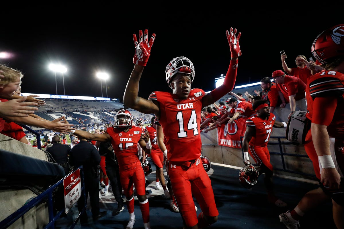 Pac-12 football power rankings: Utah takes top spot over