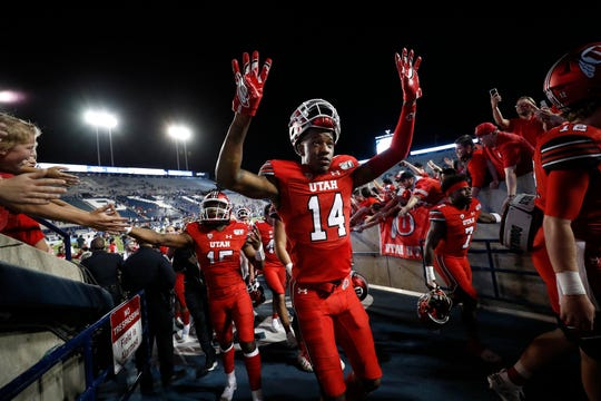 Utah has won nine consecutive games against BYU. They are the No. 1 team in our Pac-12 power rankings right now.
