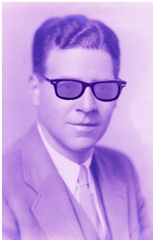 "The image for ""Purple Willie Jams,"" is of LeMoine C ""Willie"" Wheeler (minus the sunglasses), as student at the University of Pennsylvania. He was the father of event organizer David Wheeler, who began thisas a tribute to his dad ."