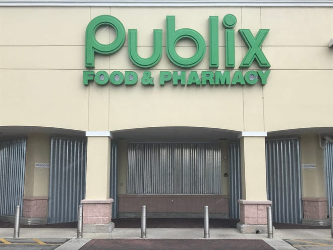 A new Publix shopping center is slated to open on Southwest Kanner Highway and Pratt Whitney Road.
