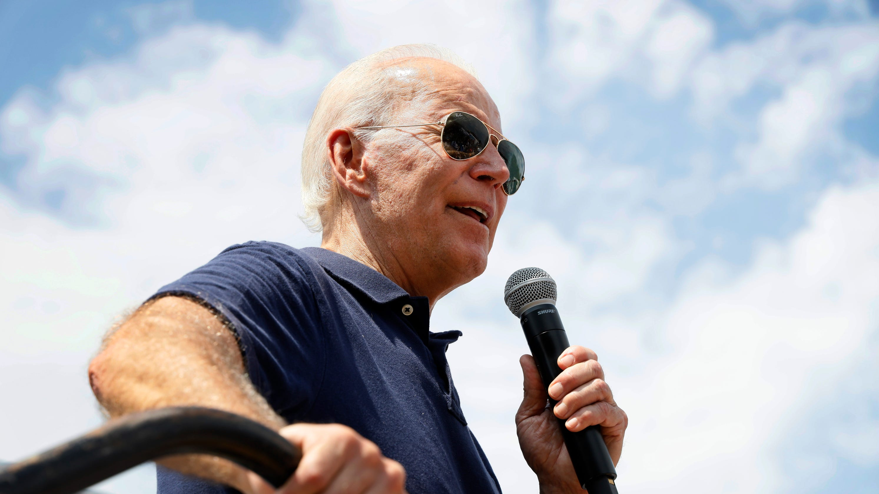 Too old for president? Health and fitness a better question