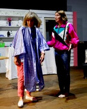 "​​​​​​​""STEEL MAGNOLIAS"": 7 p.m. Oct. 4 and 5. Wichita Theatre Stage 2, 10th and Indiana. Doors open at 6:30 p.m. Call for seating at (940) 723-9037 or www.wichitatheatre.com."