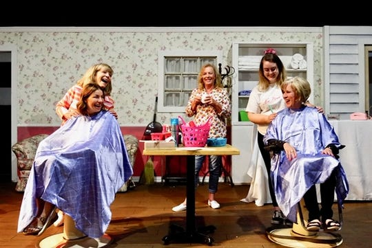 """Steel Magnolias"" opens at 7 p.m. tonight and Saturday, and Fridays and Saturdays through October 5 at  Wichita Theatre Stage 2 and will feature a performance by native Wichita Susan Mansur as Clairee. Mansur originally played Truvy for two years in the late 1980's Off Broadway production of the classic play. Doors open at 6:30 p.m."