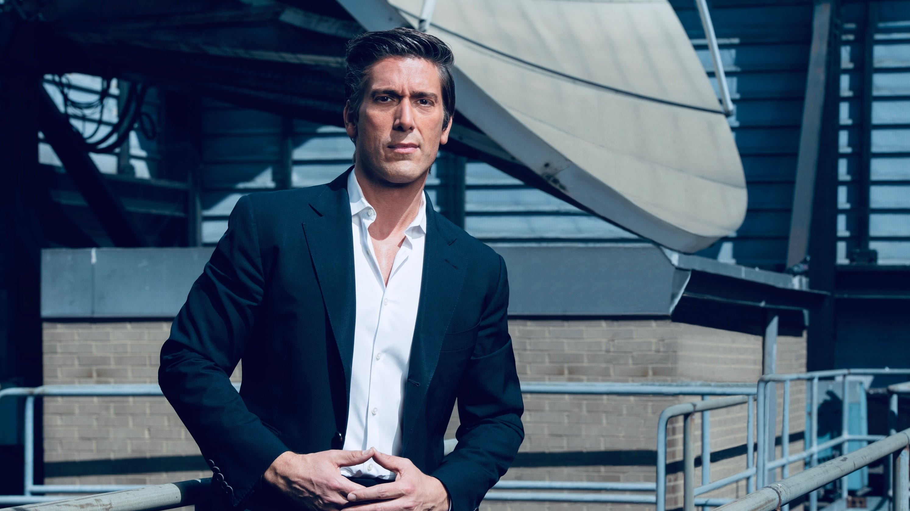 "How I became the anchor of ABC ""World News Tonight"": David Muir"
