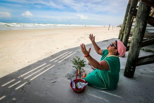 Hurricane Dorian Florida Forecast To Get Category 4 Labor