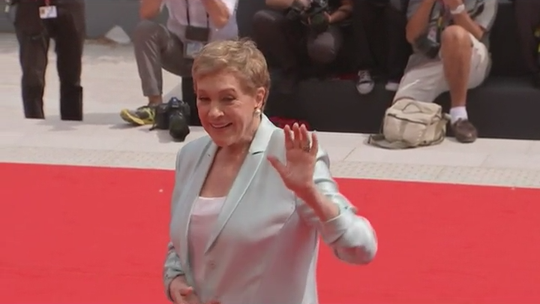 Julie Andrews to earn Lifetime Achievement Award from American Film Institute