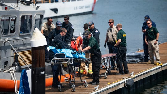 All 33 passengers presumed dead after horrific California boat fire, Coast Guard says