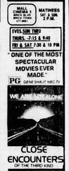 A move listing and advertisement on Page A6 of the Asbury Park Press on Wednesday, Jan. 18, 1978, the same day as the alleged incident at Fort Dix and McGuire Air Force Base.