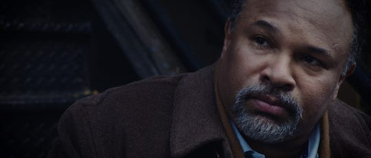 "Geoffrey Owens in a scene from ""Impossible Monsters."""