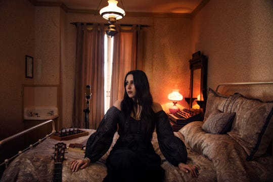 "Chelsea Wolfe releases ""Birth of Violence"" on Sargent House on Sept. 13."
