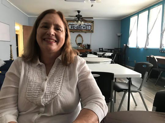 Diane Tunmire has led Elmwood West UMC's food booth project for several years. She understands the decision to eliminate permanent booths but said the change will be a hardship on her church's fundraising venture.