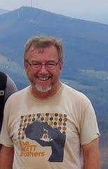 Dr. Clyde Sorenson, a professor of entomology at N.C. State University.