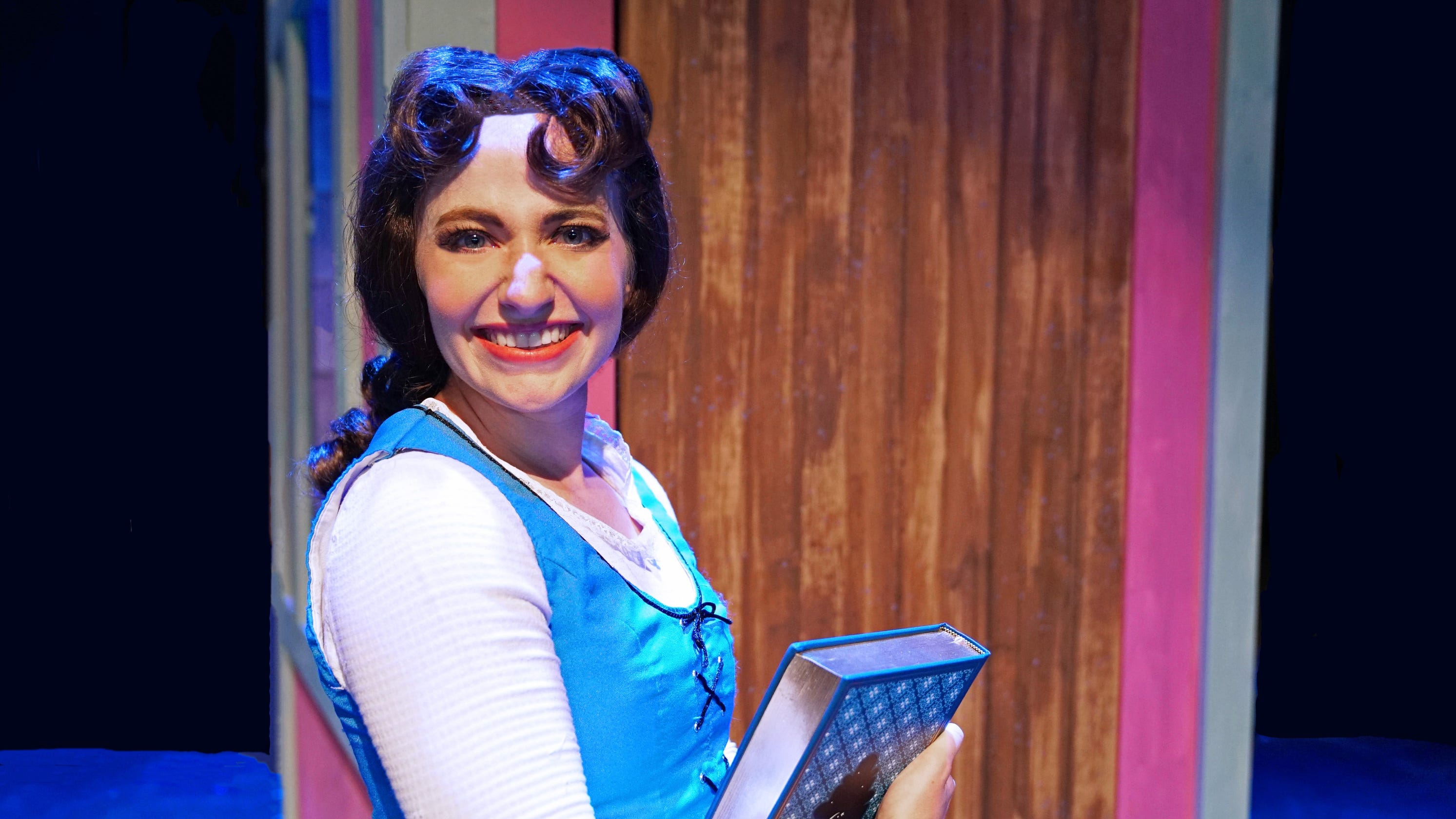 Haven Gaston henegar center in melbourne stages disney's 'beauty and the