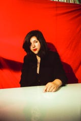 Singer-songwriter Lucy Dacus plays a set at 5:55 p.m. Saturday, Sept. 14 at the Grand Point North festival in Burlington.