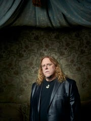 Warren Haynes of Gov't Mule will perform an acoustic set with Grace Potter at 8 p.m. Sunday, Sept. 15, at Potter's Grand Point North festival in Burlington.