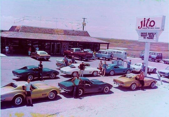 The building at 15541 S. Padre Island Dr.  was once known as the island's only convenience store in the 1970s — Jito. The store was later the Country Store in the 1990s.