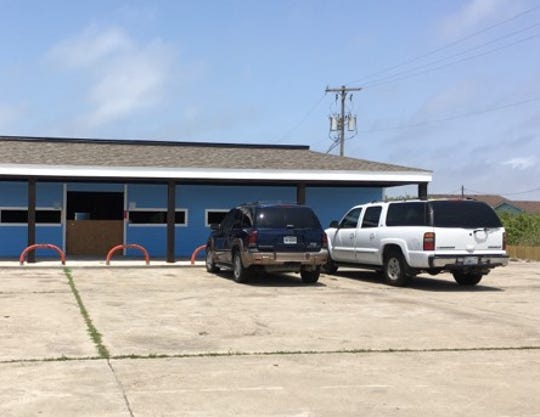 The vacant building at 15561 S. Padre Island Dr. is being developed into into a restaurant space that will house EJ Bar and Grill, which is planned to open later this year.