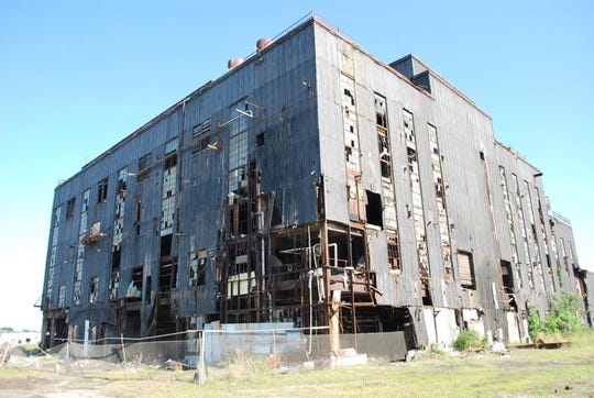 Asbestos cleanup at former power plant to cost millions