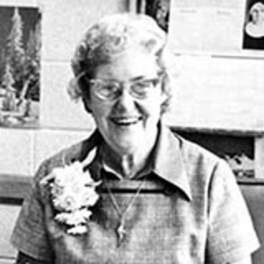 Rita Murphy Shugrue