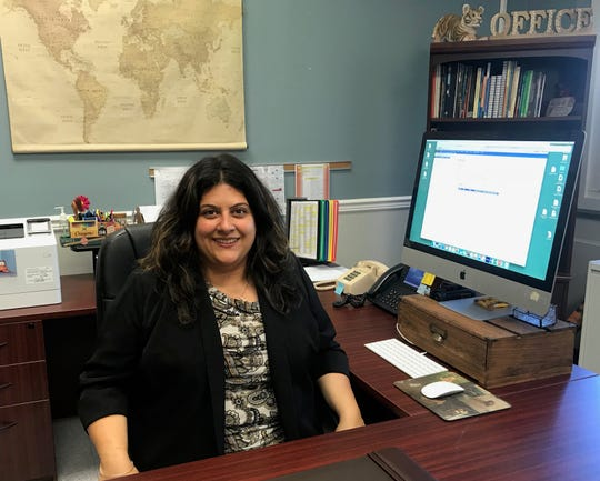 Isabella Scocozza is the new principal at Soehl Middle School in Linden, after spending 14 years as vice principal and director of the school's after-school program.