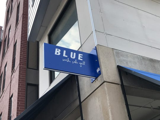 Blue Sushi Sake Grill opens on Sept. 5.